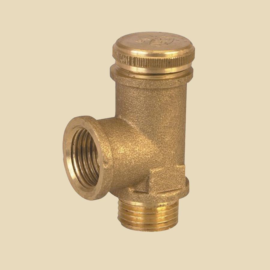 Soupape de sécurité eau DN15 10 bar