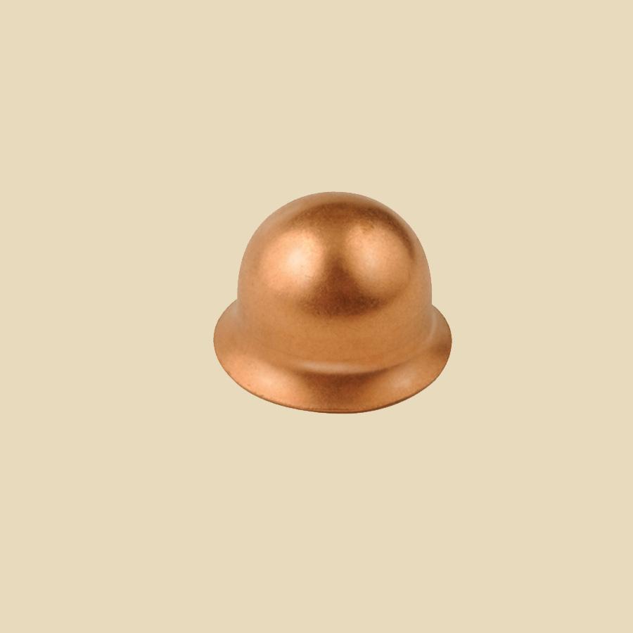 Capsule d'obturation cuivre rouge 3/16