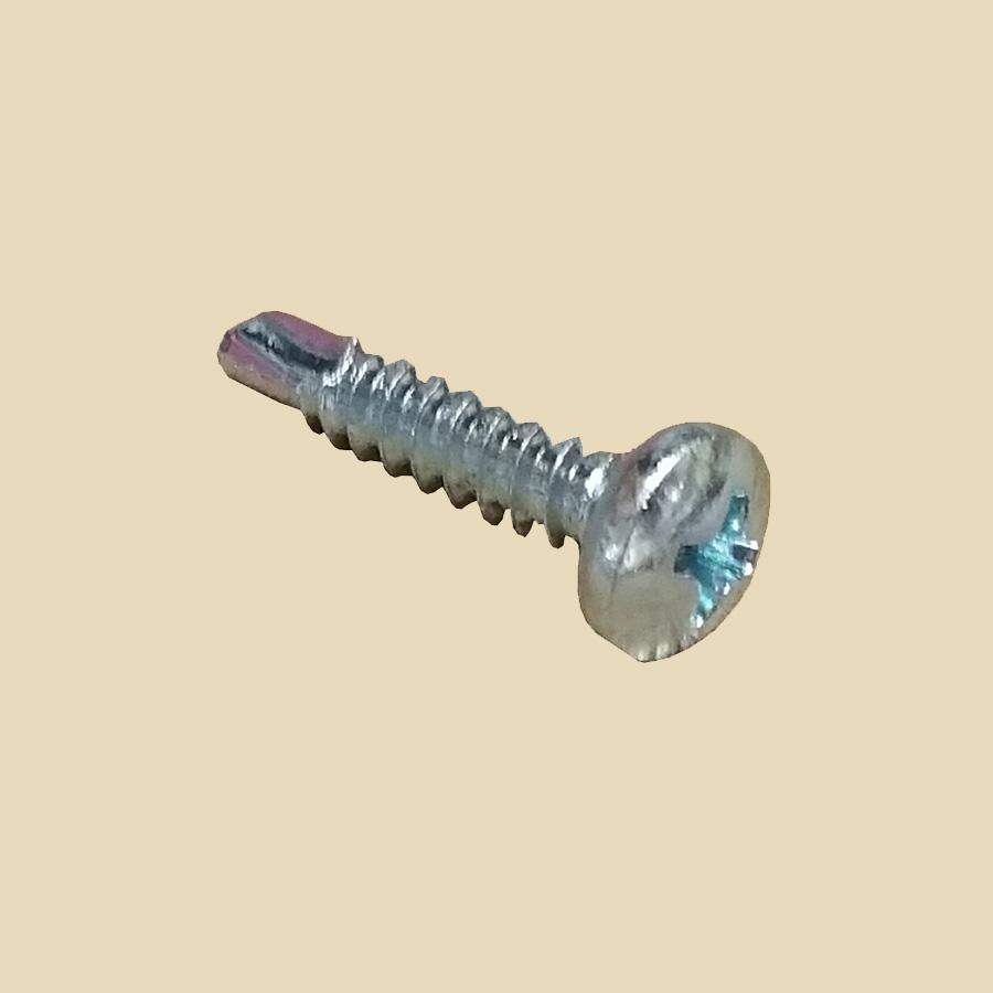 Vis autoforeuse tête cylindrique 4,2x13 Boite de 1 000