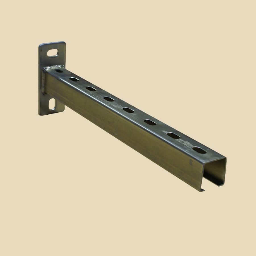 Console perforée 38x40 EZ long. 300mm