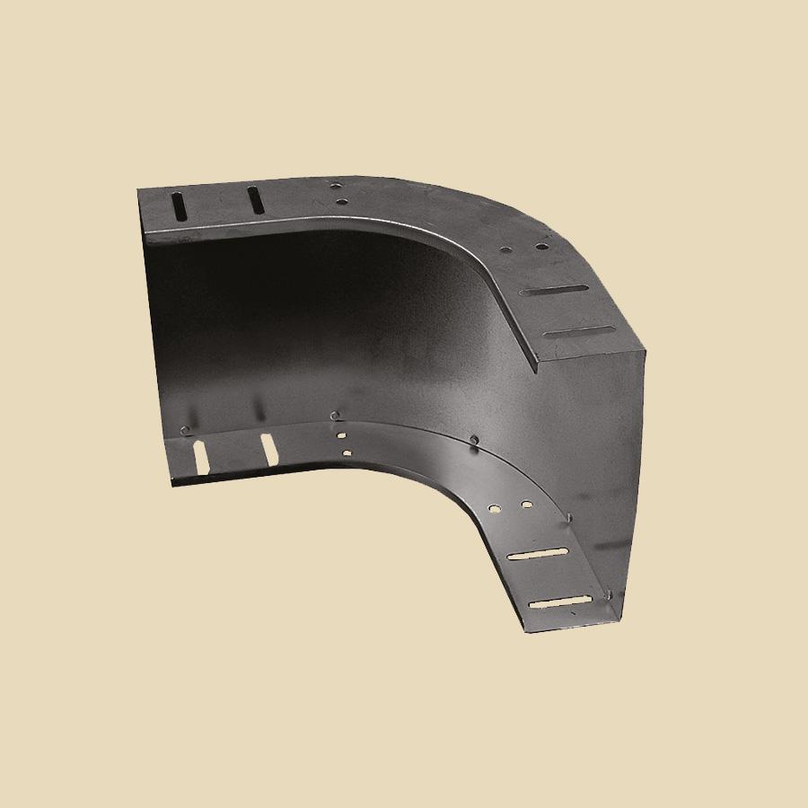 Courbe intérieur 90° EZ pour CDC & CDCT haut. 60mm - larg. 50mm
