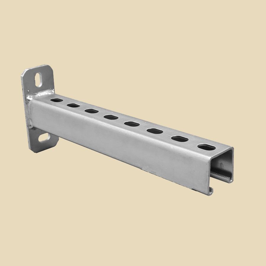Console perforée EZ 41x41 long. 1000mm