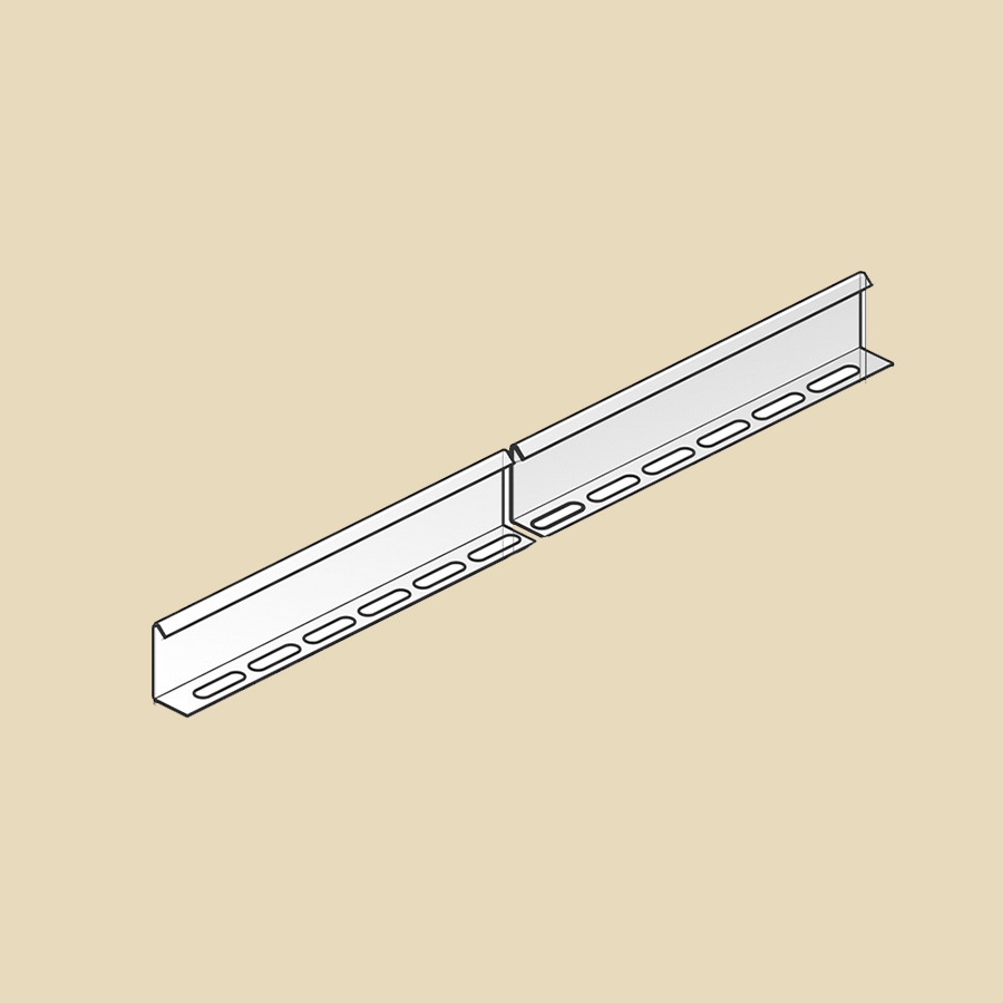 Cornière universelle EZ haut. 35mm pour CDC fil et tôle - long. 3m