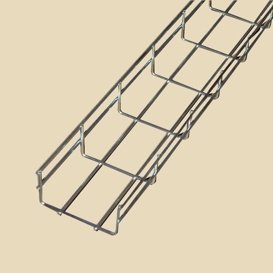 Chemin de câbles fil EZ haut. 110mm - larg. 200mm - long. 3m