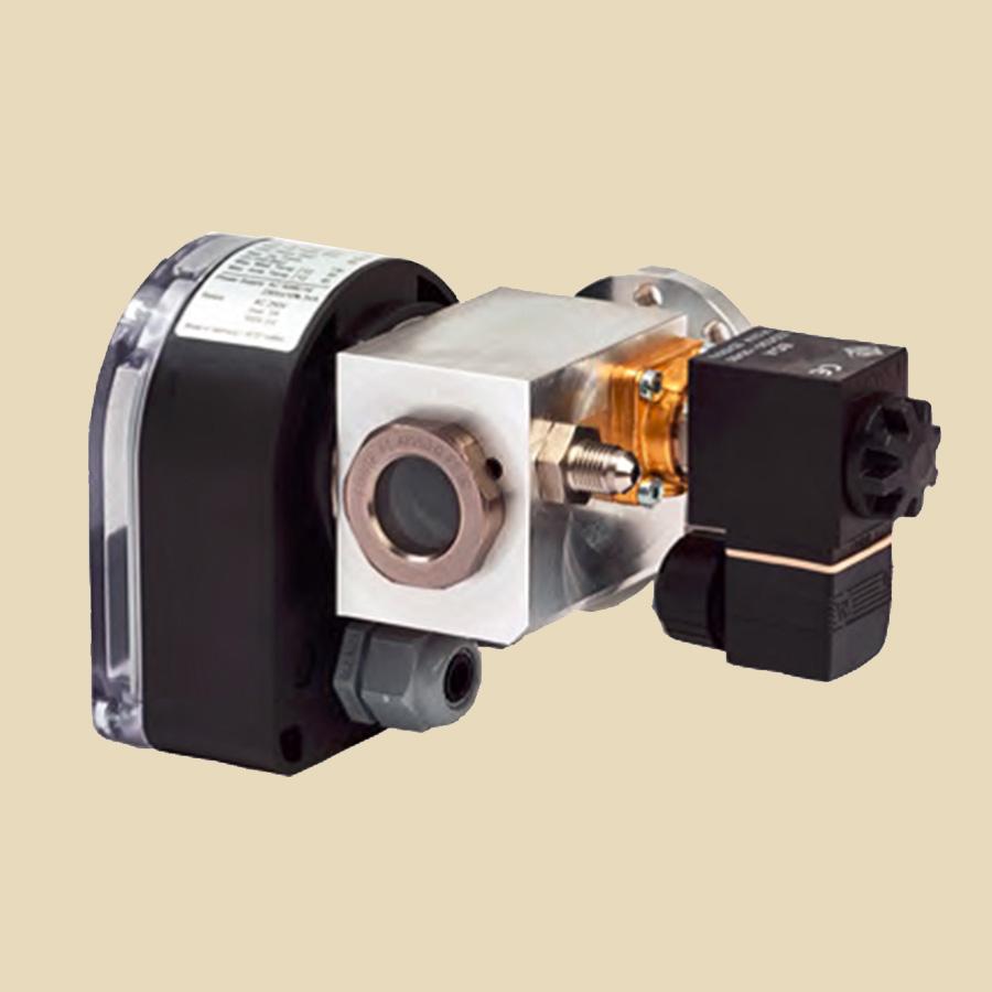 Contrôleur de niveau électronique pour R717 (NH3) - DeltaP 31 bar - PS 31 bar