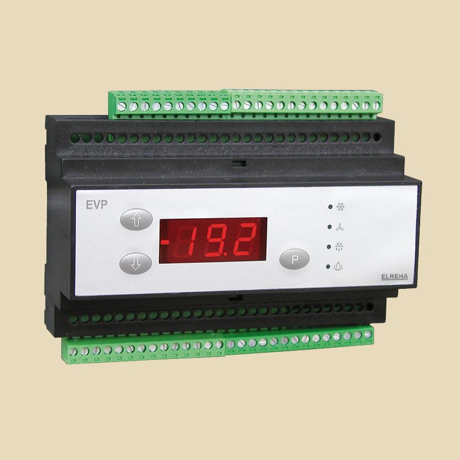 Régulateur de poste Froid 230V AC 0-10V ou 4-20mA