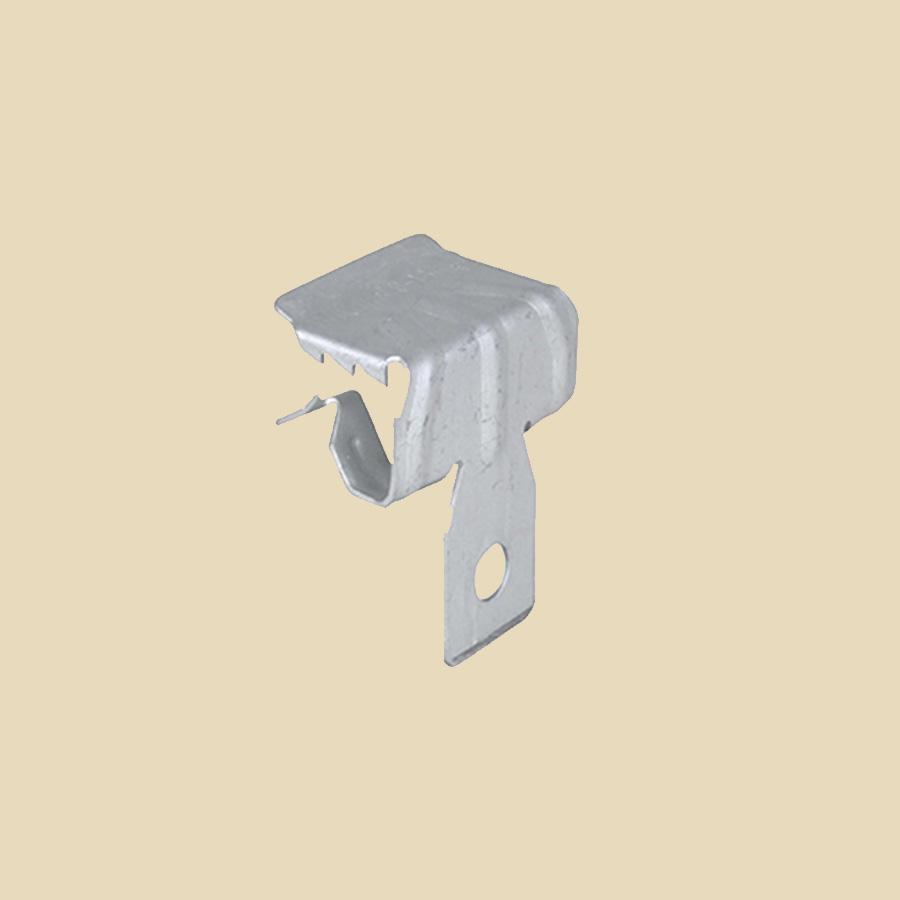 Griffe poutrelle à ?oeillet pour IPN de 8 à 14 mm  - Boite de 100