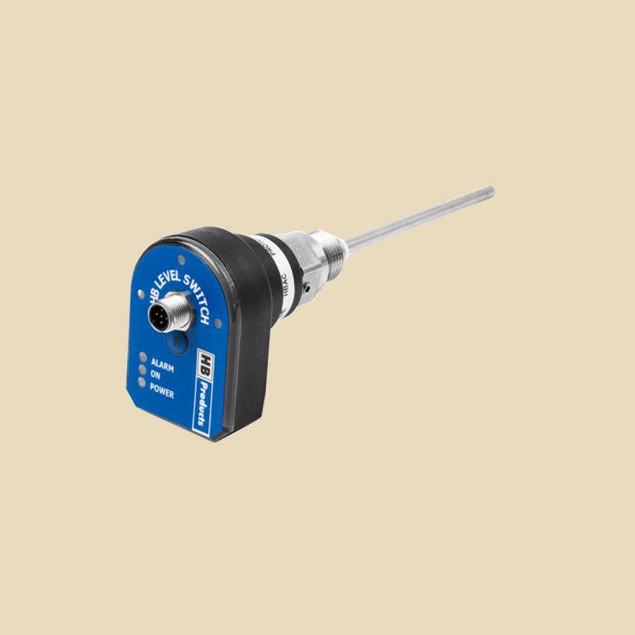 Détecteur de fuite de CO2 dans NH3 Normalement Fermé, long. 190mm, 3/4MPT