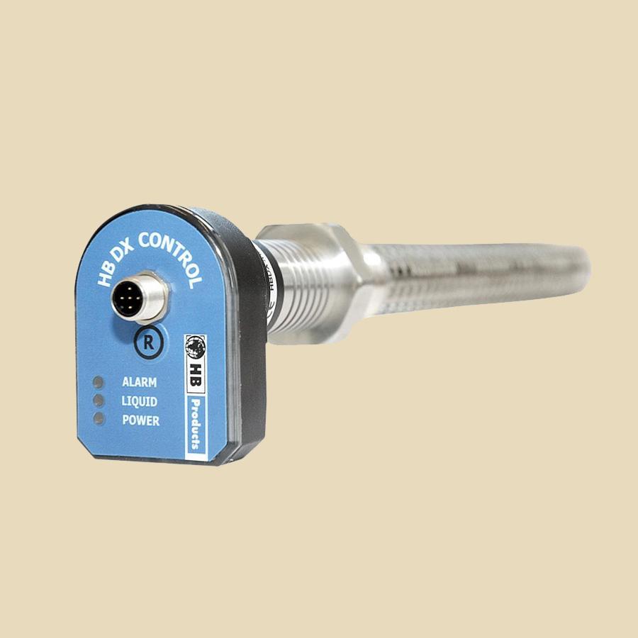 Capteur de titre avec régulateur intégré pour MVS et PEV. Long. 190mm, 3/4