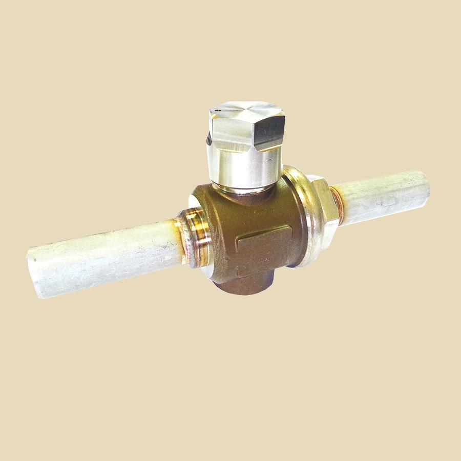 VAB Inox DN15 PS 130Bar CO2