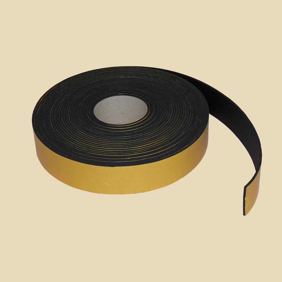 Ruban isolant adhésif ép. 3mm - larg. 50mm - long. 15m
