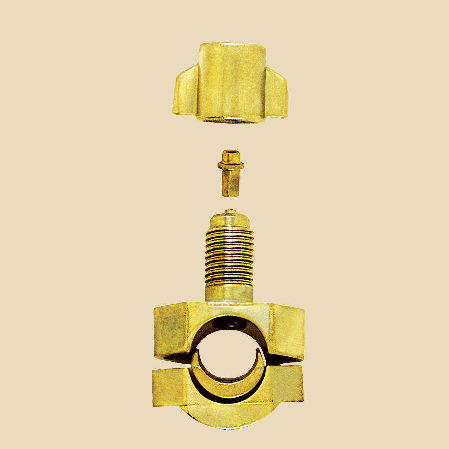 Micro-vanne perce-tube A-2 pour tubes 1/2