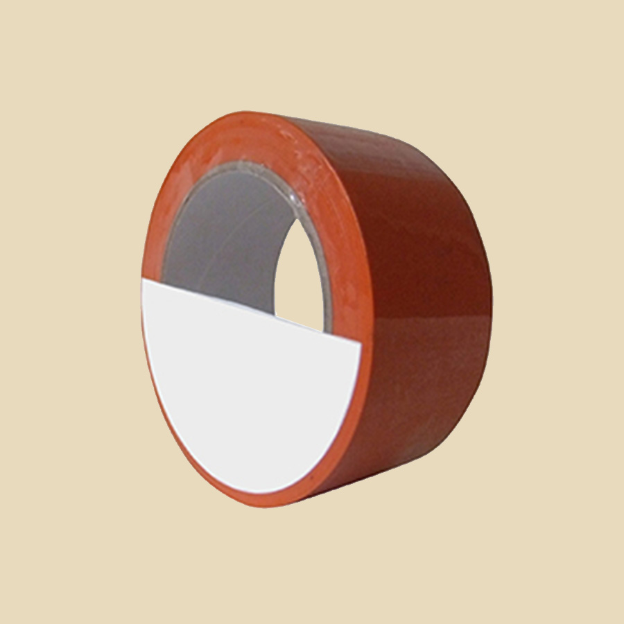 Ruban adhésif multi-usages PVC orange larg. 50mm - long. 33m