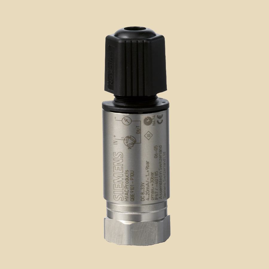 Sonde de pression INOX pour HFC/NH3 -1/+9 Bar - signal 4/20mA