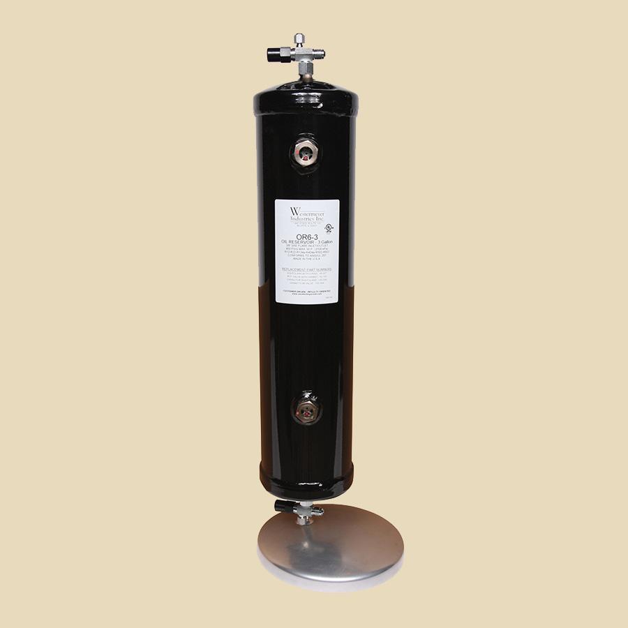 Réservoir d'huile 10,5l pr NH3
