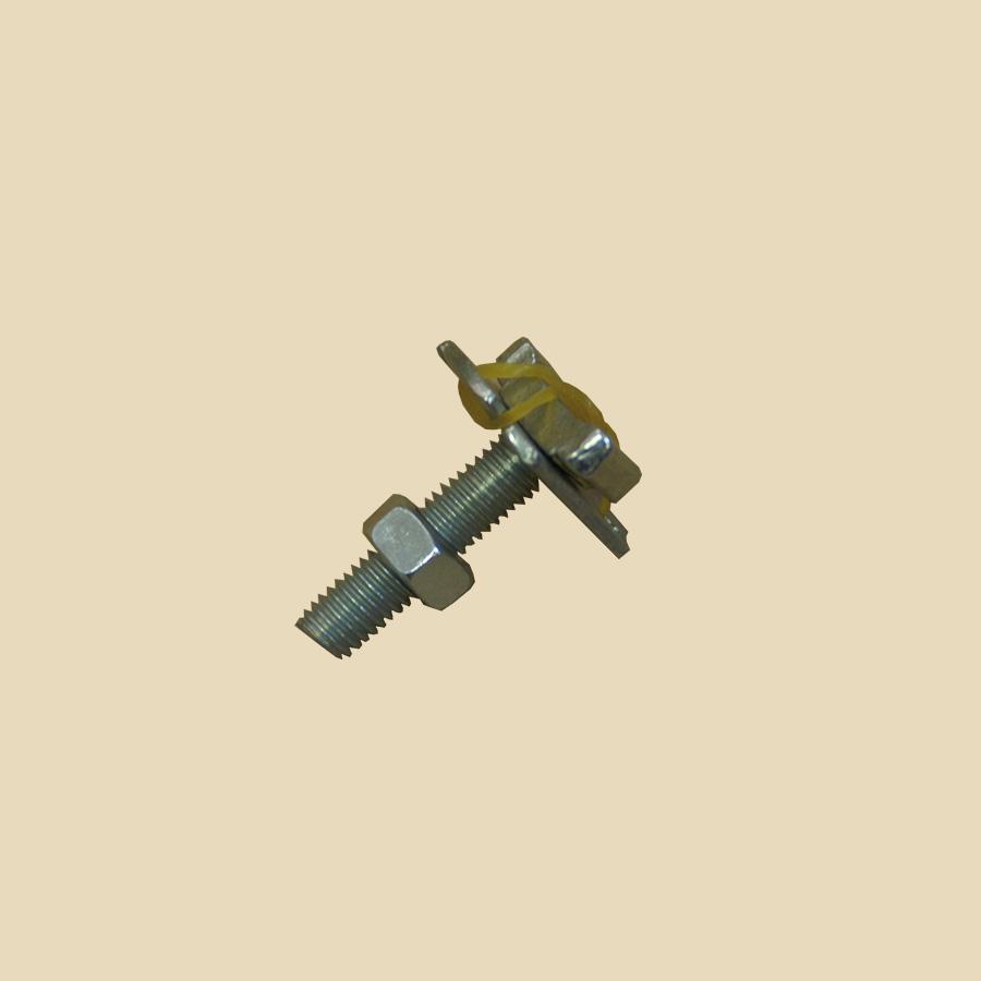 Kit double-écrou M8x40 pour rail