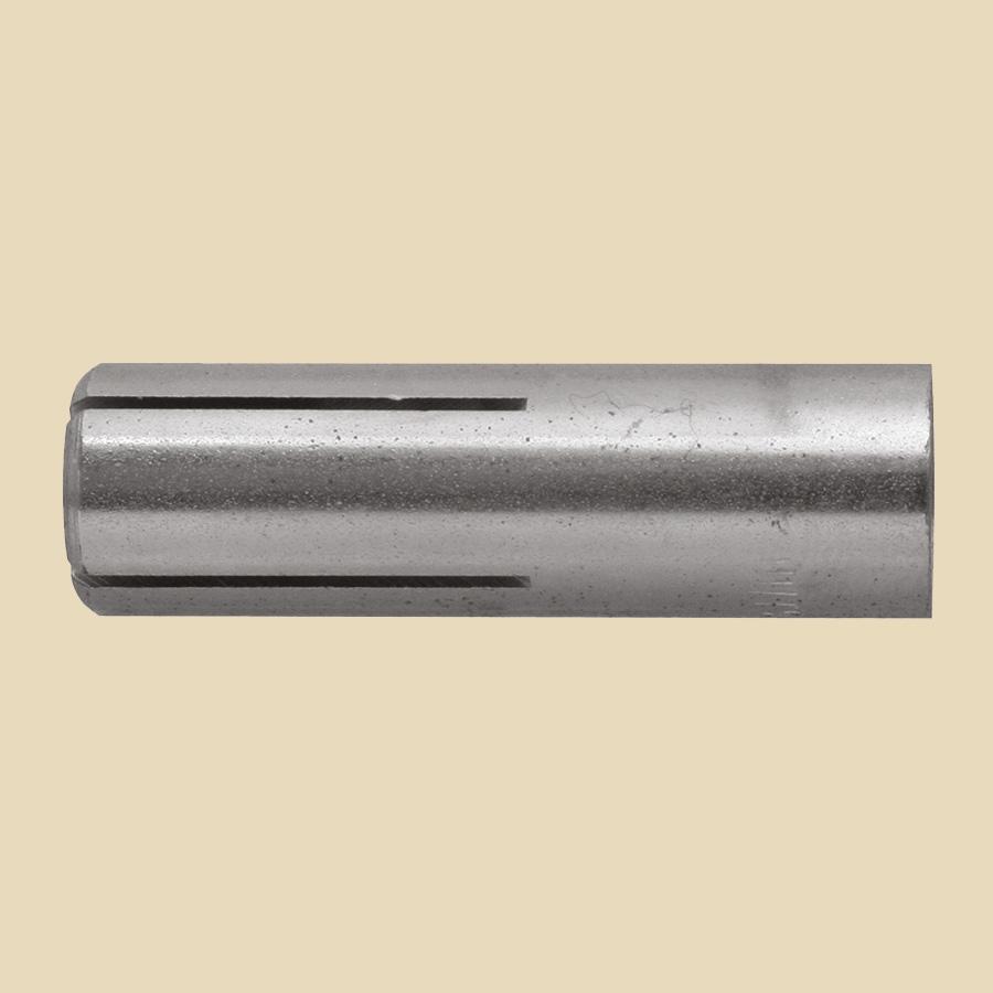 Cheville métal M6 - boite de 100