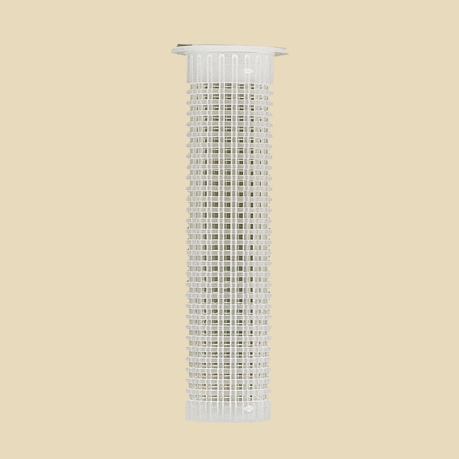 Tamis d'injection plastique pour tige M6 - boite de 10
