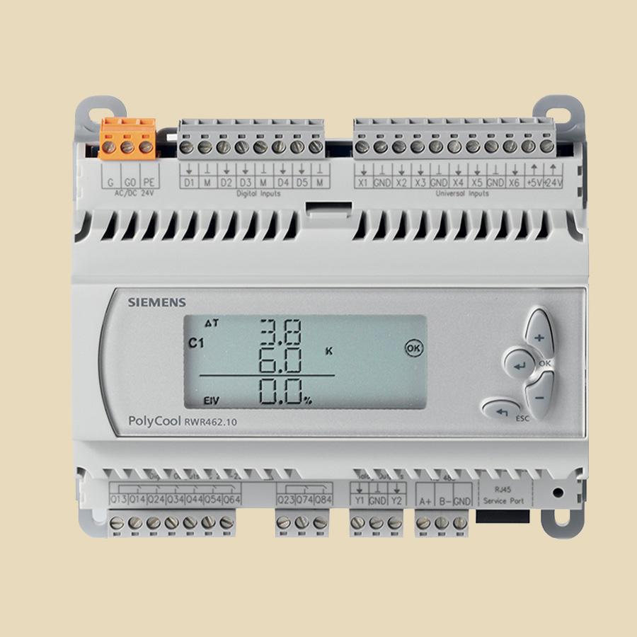 Régulateur de surchauffe pour HFC/NH3/CO2 alimentation 24V/50Hz