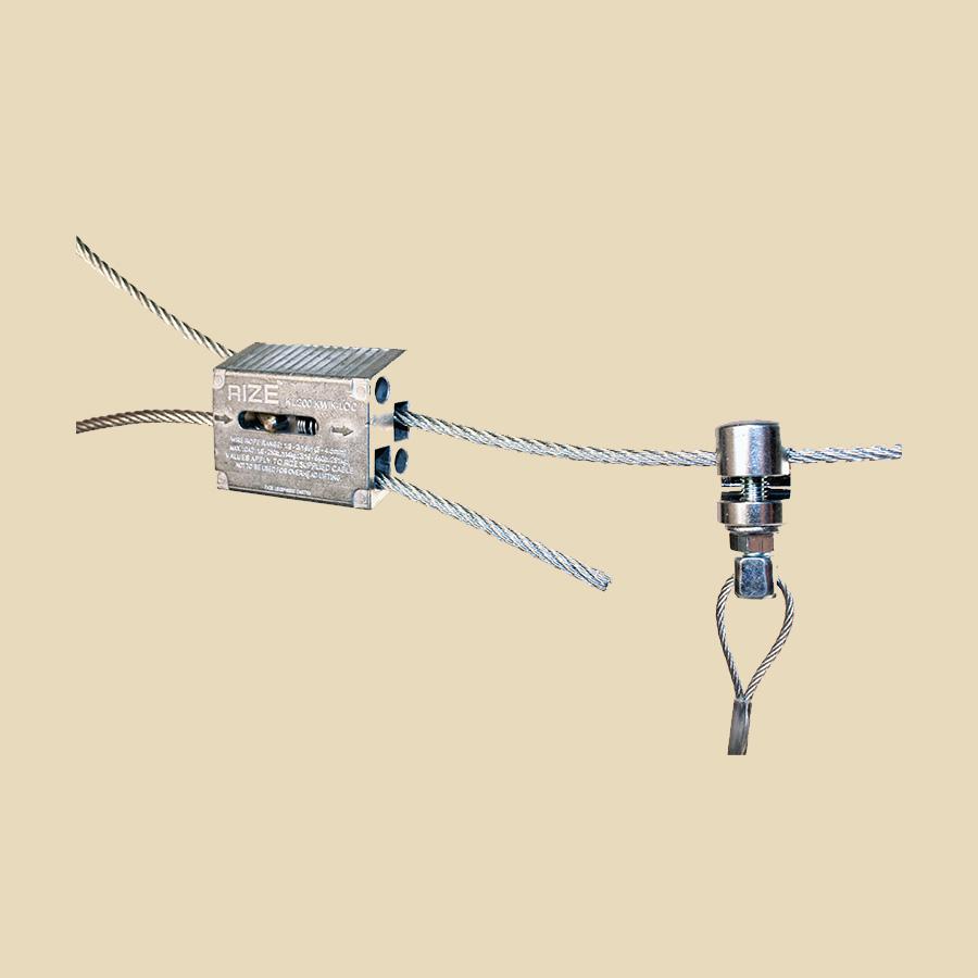 Span Lock long 10m charge max 100 kg