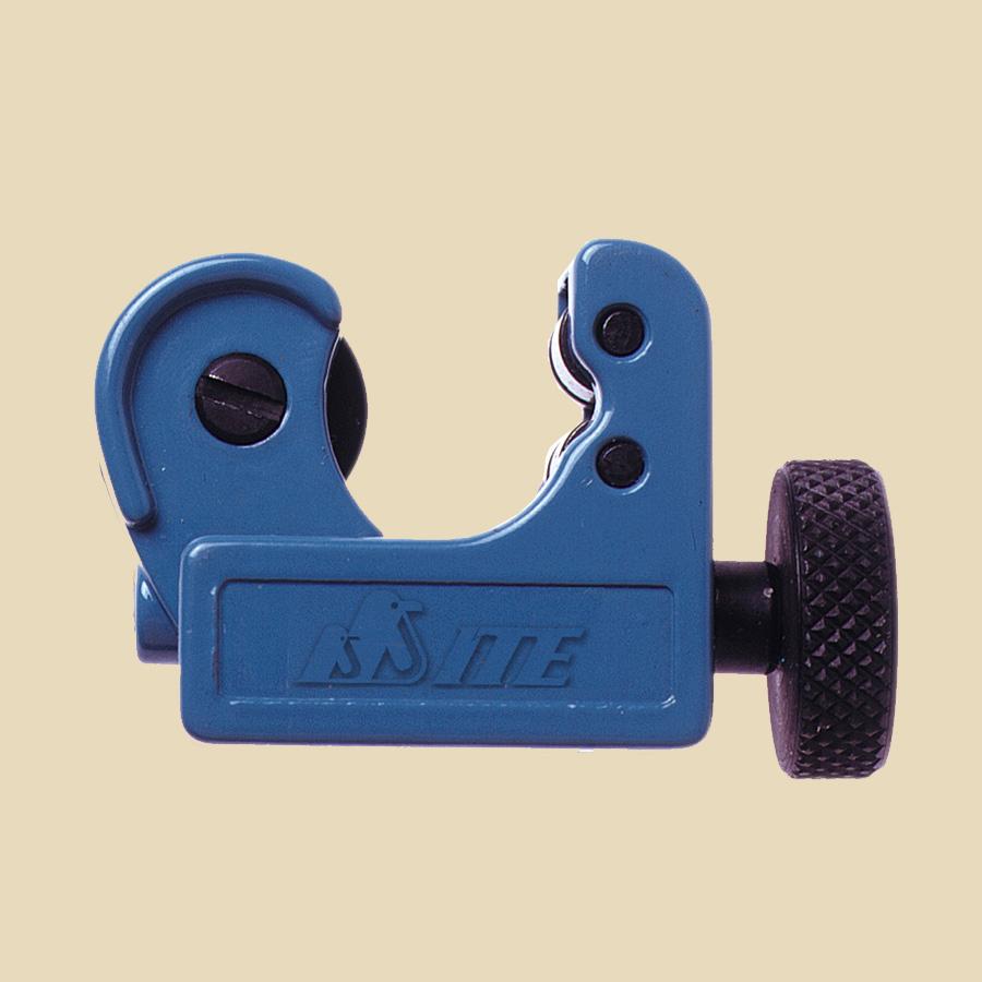 """Coupe-tube compact fonte aluminium ITE 1/8"""" à 5/8"""" (3 à 16mm) pour cuivre, laiton et aluminium"""
