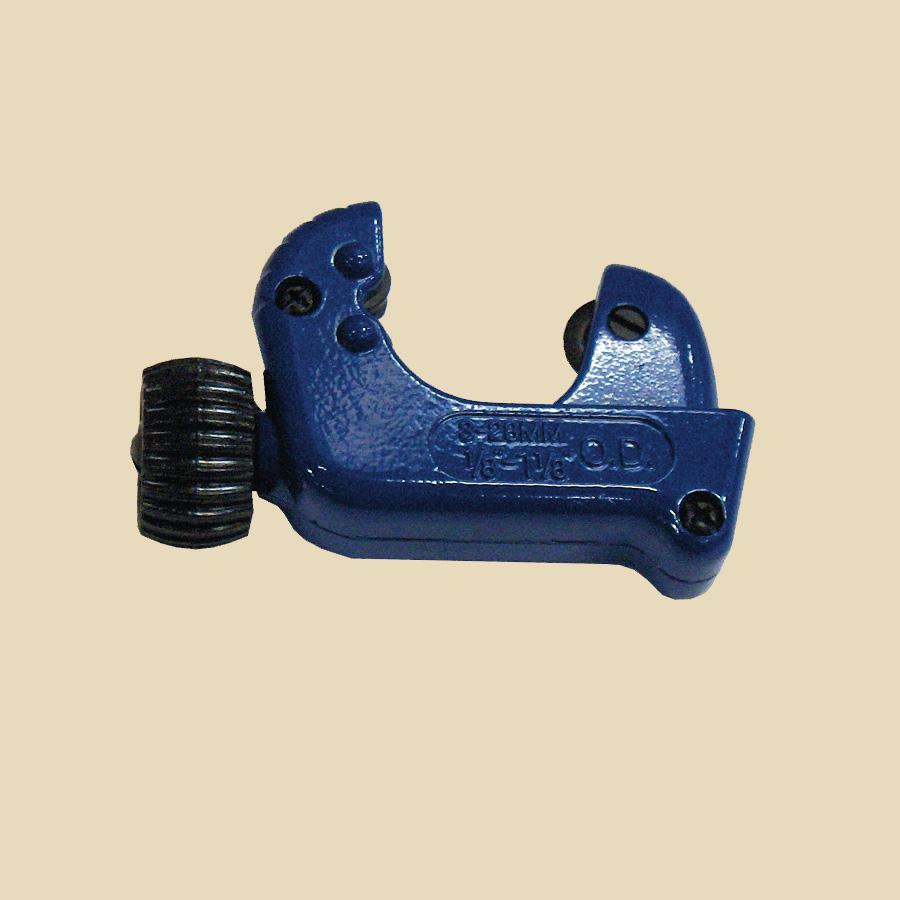 """Coupe-tube compact fonte aluminium ITE 1/8"""" à 1 1/8"""" (3 à 28mm) pour cuivre laiton et aluminium"""