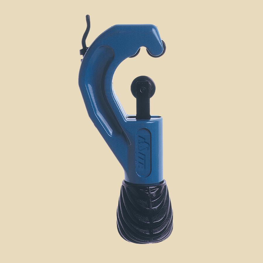"""Coupe-tube fonte aluminium + ébavureur 1/4"""" à 1 1/2"""" (6 à 38mm) pour cuivre laiton et aluminium"""
